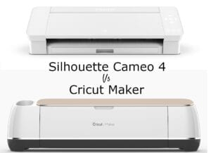 Silhouette vs Cricut {Spend your money on the right one} 2021