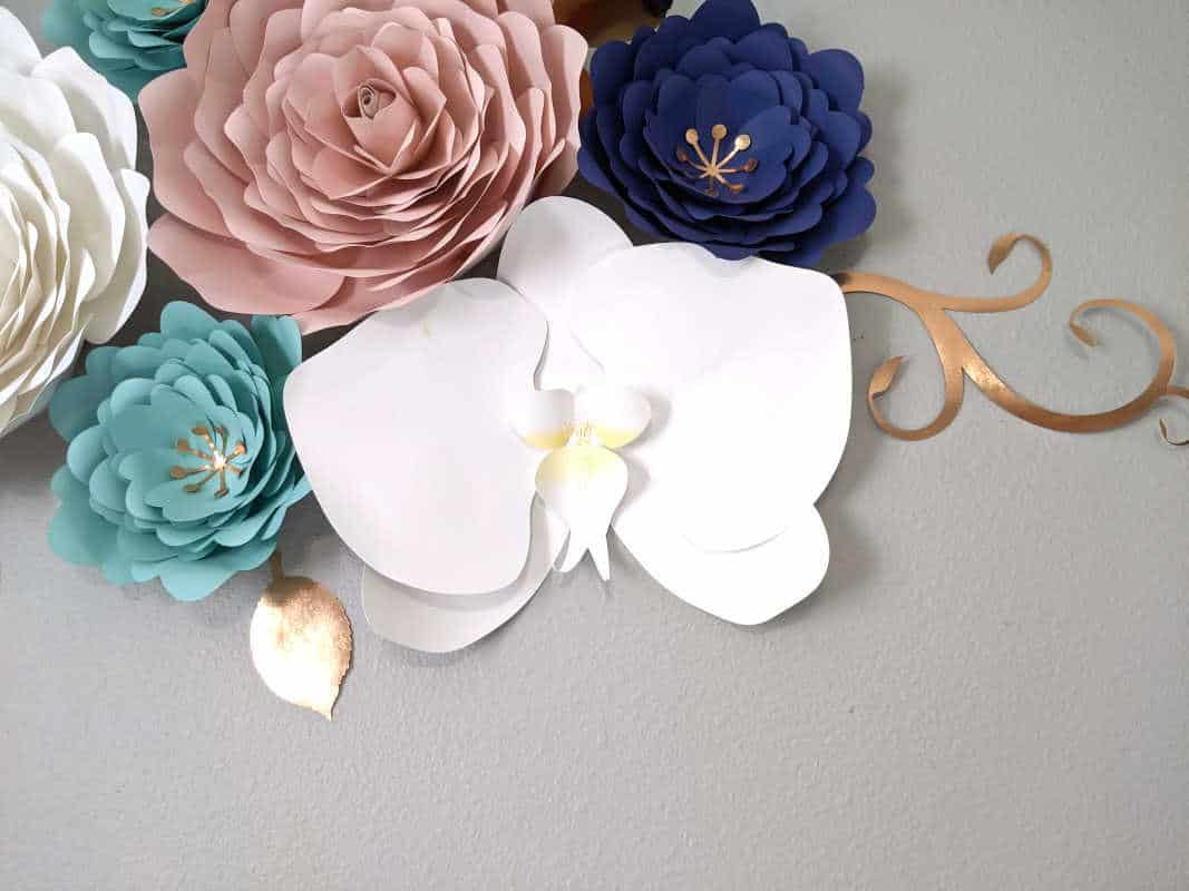 Giant Paper Orchid Tutorial